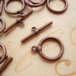 Copper Clasps