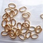 6x4MM OVAL JUMP RING