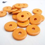 13MM WASHER TANGERINE