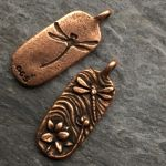 DRAGONFLY POND PENDANT