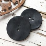 BLACK HAMMERED BUTTON