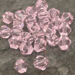 6MM CRYSTAL BICONE