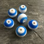 12MM STRIPED ROUND