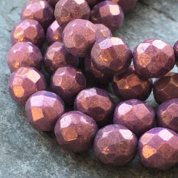 8MM FP PURPLE LUSTRE