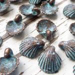 TINY SCALLOP SHELL