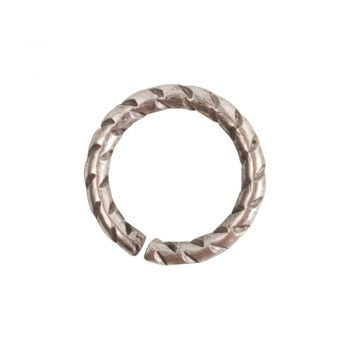 9MM TEXTURED JUMP RING