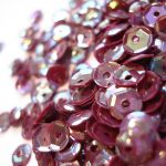 FACETED SEQUIN